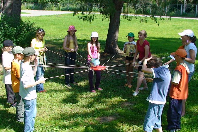 children teambuilding nikolaev